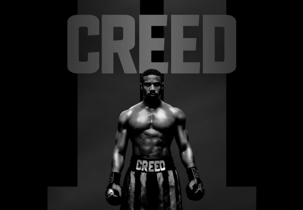 Image of Creed 2 poster.